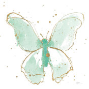 Shirley Novak - Gilded Butterflies II Mint