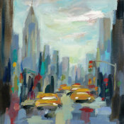 Silvia Vassileva - Manhattan Sketches I