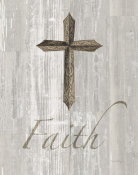 Elyse DeNeige - Words for Worship Faith on Wood