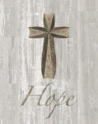 Elyse DeNeige - Words for Worship Hope on Wood