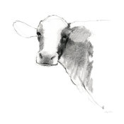 Avery Tillmon - Cow II Dark Square