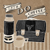 Mary Urban - Lets Do Coffee Taupe