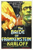 Hollywood Photo Archive - Bride of Frankenstein
