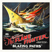 Hollywood Photo Archive - Flame Fighter -  Blazing Paths - Herbert Rawlinson  14