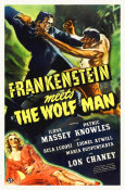 Hollywood Photo Archive - Frankenstein vs the Wolfman