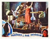 Hollywood Photo Archive - Murders In The Rue Morgue