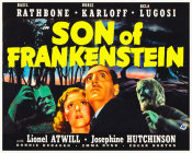 Hollywood Photo Archive - Son of Frankenstein