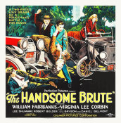 Hollywood Photo Archive - The Hamdsome Brute, 1925