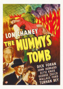 Hollywood Photo Archive - The Mummy's Tomb