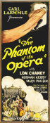 Hollywood Photo Archive - The Phantom of The Opera