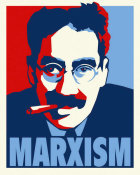 Hollywood Photo Archive - Groucho Marxism