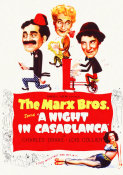 Hollywood Photo Archive - Marx Brothers - A Night in Casablanca 02