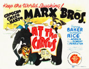 Hollywood Photo Archive - Marx Brothers - At the Circus 02