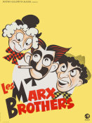 Hollywood Photo Archive - Marx Brothers - Cartoon - Stock
