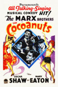 Hollywood Photo Archive - Marx Brothers - Cocoanuts 02