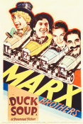 Hollywood Photo Archive - Marx Brothers - Duck Soup 01