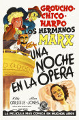 Hollywood Photo Archive - Marx Brothers - French - A Night at the Opera 02