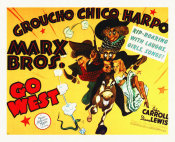 Hollywood Photo Archive - Marx Brothers - Go West 02