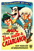Hollywood Photo Archive - Marx Brothers - Italian - A Night in Casablanca 02