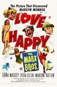 Hollywood Photo Archive - Marx Brothers - Love Happy 01