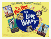 Hollywood Photo Archive - Marx Brothers - Love Happy 02