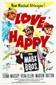 Hollywood Photo Archive - Marx Brothers - Love Happy 03