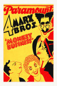 Hollywood Photo Archive - Marx Brothers - Monkey Business 01