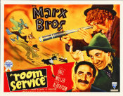 Hollywood Photo Archive - Marx Brothers - Room Service 03