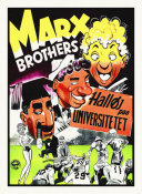 Hollywood Photo Archive - Marx Brothers - Swedish - Horse Feathers 02