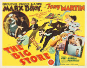 Hollywood Photo Archive - Marx Brothers - The Big Store 01