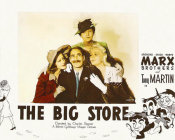 Hollywood Photo Archive - Marx Brothers - The Big Store 07