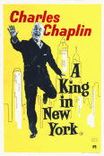 Hollywood Photo Archive - Charlie Chaplin - A King in New York, 1957