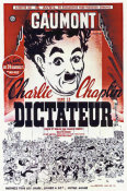Hollywood Photo Archive - Charlie Chaplin - French - The Great Dictator, 1940