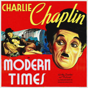 Hollywood Photo Archive - Charlie Chaplin - Modern Times, 1936