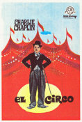 Hollywood Photo Archive - Charlie Chaplin - Spanish - The Circus, 1928