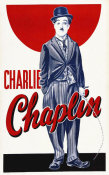 Hollywood Photo Archive - Charlie Chaplin - Stock Poster
