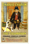 Hollywood Photo Archive - Charlie Chaplin - The Champion, 1919
