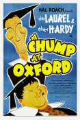 Hollywood Photo Archive - Laurel & Hardy - A Chump At Oxford