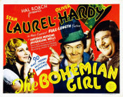 Hollywood Photo Archive - Laurel & Hardy - Bohemian Girl, 1936