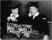Hollywood Photo Archive - Laurel & Hardy - Chump at Oxford, 1940