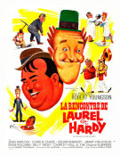 Hollywood Photo Archive - Laurel & Hardy - French -  Further Perils of Laurel & Hardy, 1931