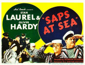 Hollywood Photo Archive - Laurel & Hardy - Saps At Sea, 1940