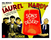Hollywood Photo Archive - Laurel & Hardy - Sons of the Desert