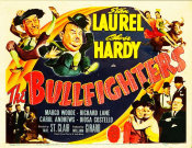 Hollywood Photo Archive - Laurel & Hardy - The Bullfighters, 1945