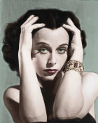 Hollywood Photo Archive - Hedy Lamarr