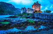 European Master Photography - Fairytale castle twilight 2