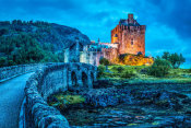 European Master Photography - Fairytale castle twilight 3
