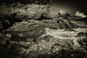 European Master Photography - Corona coast sepia
