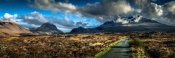 European Master Photography - Glen Etive panorama 3