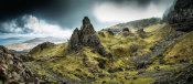 European Master Photography - Old man of storr panorama